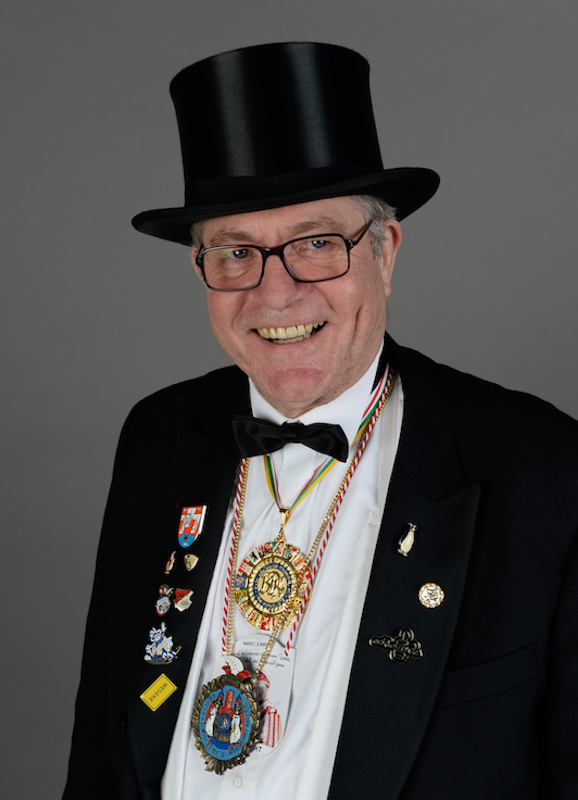 Präsident: Peter Anton Becker 1. Vorsitzender